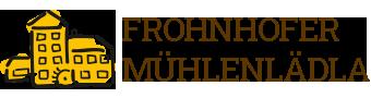 Frohnhofer Mühlenlädla Logo